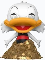 DuckTales - Scrooge McDuck Pop! Vinyl NYCC 2017