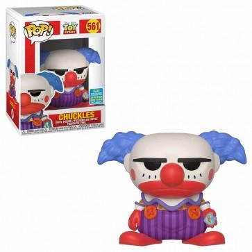 Toy Story - Chuckles Pop! Vinyl SDCC 2019