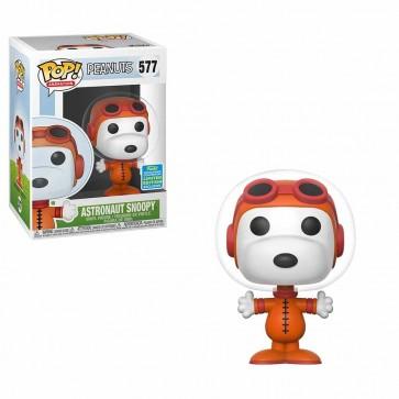 Peanuts - Astronaut Snoopy Pop! Vinyl SDCC 2019