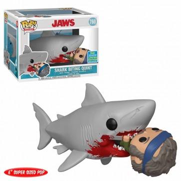 "Jaws - Jaws Eating Quint 6"" Pop! Vinyl SDCC 2019"