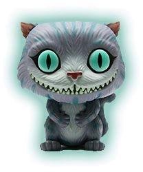 Alice In Wonderland Cheshire Cat Glow Pop Vinyl Figure Pop