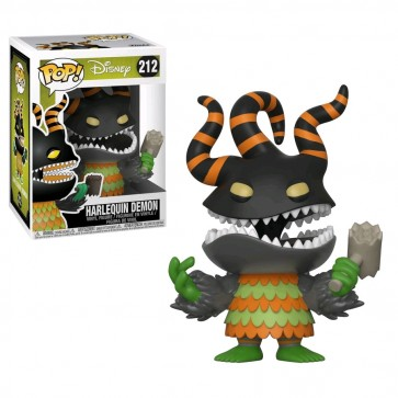 The Nightmare Before Christmas - Harlequin Demon Pop! Vinyl