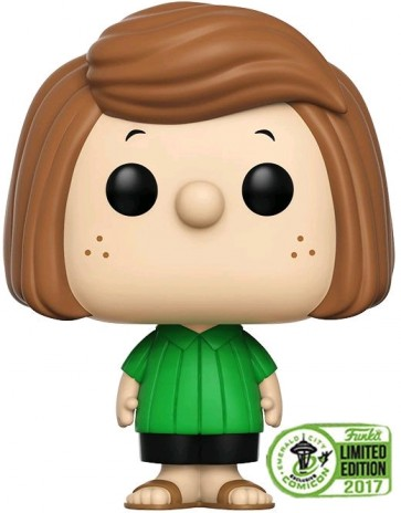 Peanuts - Peppermint Patty ECCC 2017 US Exclusive Pop! Vinyl
