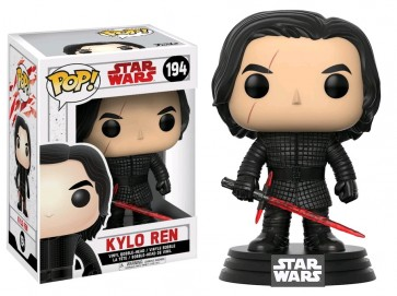 Star Wars - Kylo Ren Episode VIII The Last Jedi Pop! Vinyl