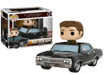 Supernatural - Baby with Dean Pop! Ride Vinyl SDCC 2017