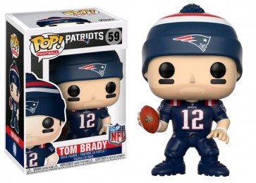 NFL: Patriots - Tom Brady (Color Rush) Pop! Vinyl