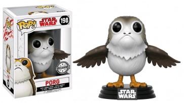 Star Wars - Porg Open Wings Episode VIII The Last Jedi US Exclusive Pop! Vinyl
