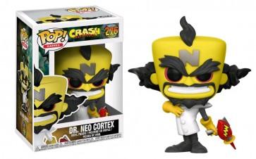 Crash Bandicoot - Neo Cortex Pop! Vinyl