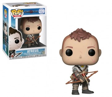 God of War (2018) - Atreus Pop! Vinyl