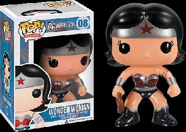 Wonder Woman - New 52 Pop! Vinyl Figure