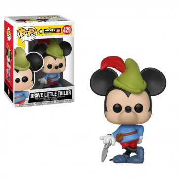 Mickey Mouse - 90th Brave Little Tailor Pop! Vinyl