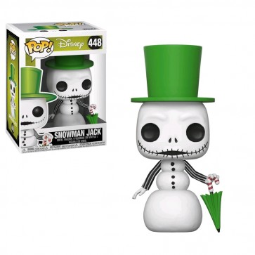 The Nightmare Before Christmas - Snowman Jack Pop! Vinyl