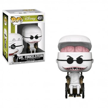 The Nightmare Before Christmas - Dr Finkelstein Pop! Vinyl