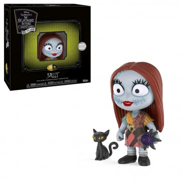 The Nightmare Before Christmas - Sally 5 Star Vinyl Figure