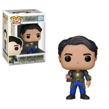 Fallout - Vault Dweller Male Pop! Vinyl