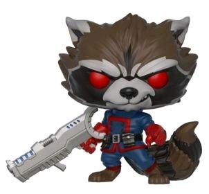 Guardians of the Galaxy - Rocket Raccoon Classic US Exclusive Pop! Vinyl