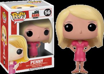 The Big Bang Theory - Penny Pop! Vinyl Figure