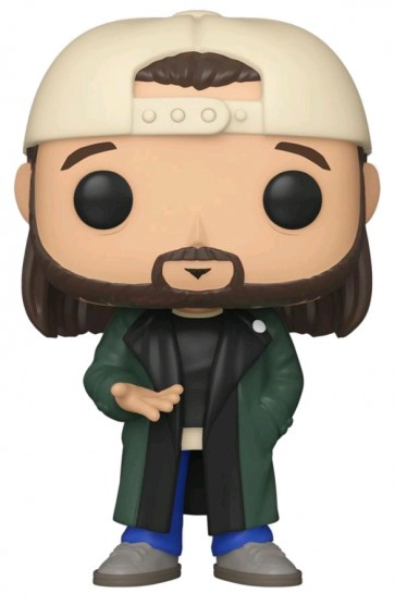 Jay & Silent Bob - Silent Bob US Exclusive Pop! Viny