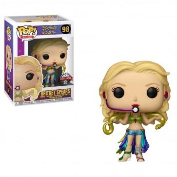 Britney Spears - Britney Spears Slave 4U Metllaic US Exclusive Pop! Vinyl