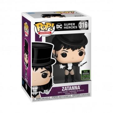 DC Comics - Zatanna Pop! Vinyl ECCC 2020