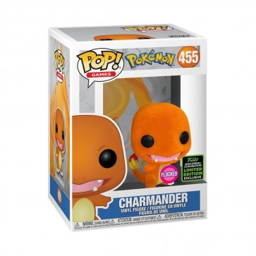 Pokemon - Charmander FL Pop! Vinyl ECCC 2020