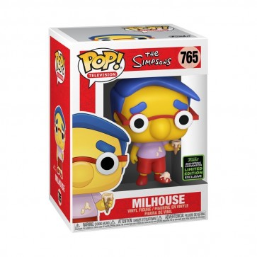 Simpsons - Milhouse Pop! Vinyl ECCC 2020