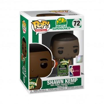 NBA: Sonics - Shawn Kemp Pop! Vinyl ECCC 2020