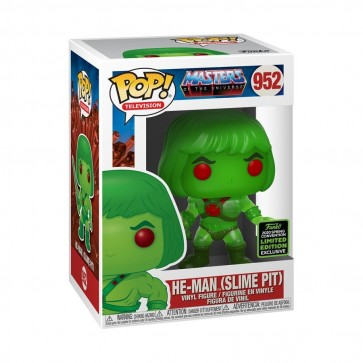 Masters of the Universe - He-Man (Slime Pit) Pop! Vinyl ECCC 2020
