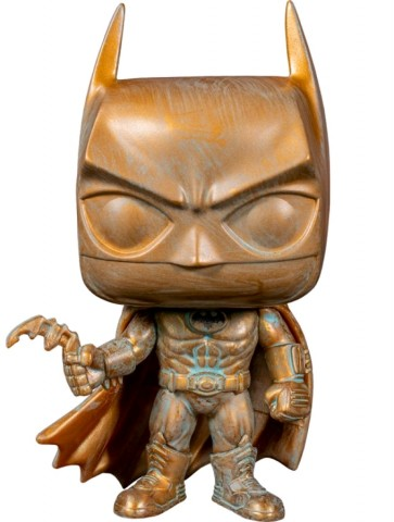 Batman 1989 - Batman Patina 80th Anniversary US Exclusive Pop! Vinyl