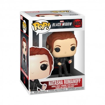 Black Widow - Natasha Romanoff Pop! Vinyl