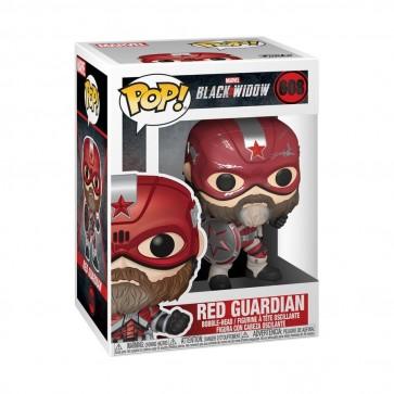 Black Widow - Red Guardian Pop! Vinyl