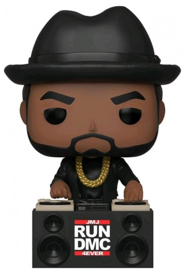 Run DMC - Jam Master Jay Pop! Vinyl