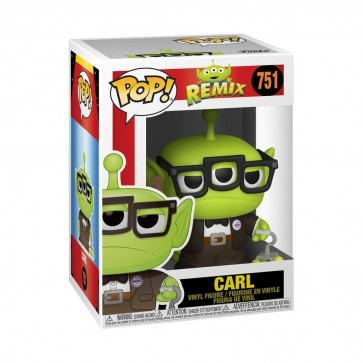 Pixar - Alien Remix Carl Pop! Vinyl