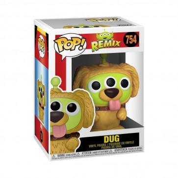 Pixar - Alien Remix Dug Pop! Vinyl