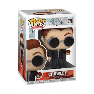 Good Omens - Crowley Pop! Vinyl