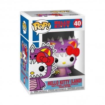 Hello Kitty - Land Kaiju Kitty Pop! Vinyl