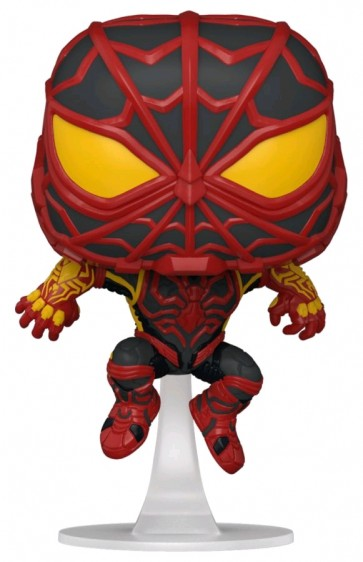 Marvel's Spider-Man: Miles Morales - S.T.R.I.K.E. Suit Pop! Vinyl