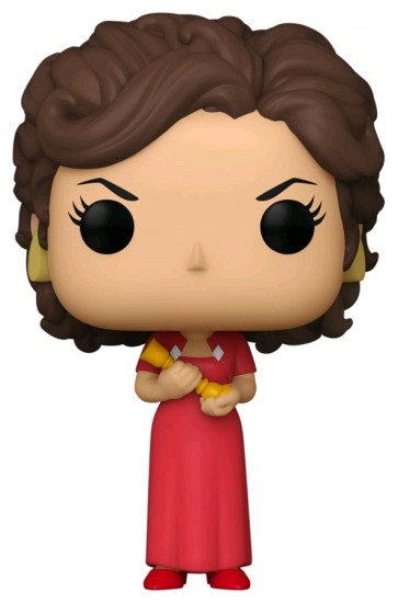 Clue - Miss Scarlet with Candlestick Pop! Vinyl