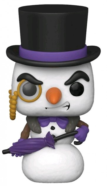 Batman - Penguin Snowman Holiday US Exclusive Pop! Vinyl