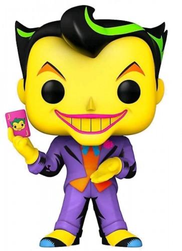 Batman The Animated Series - Joker Blacklight US Exclusive Pop! Vinyl