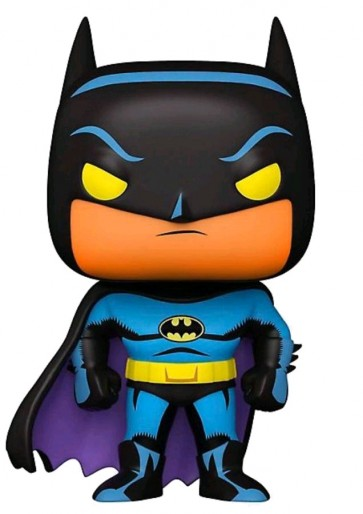 Batman The Animated Series - Batman Blacklight US Exclusive Pop! Vinyl