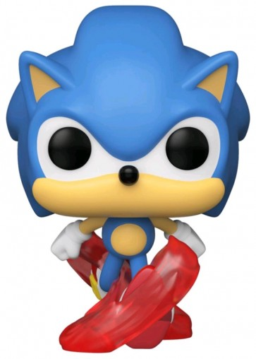 Sonic the Hedgehog - Sonic Running 30th Anniversary Pop! Vinyl