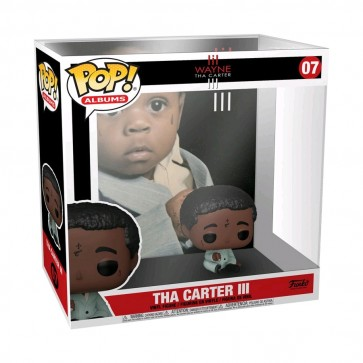 Lil Wayne - Tha Carter III Pop! Album