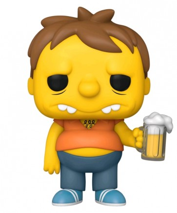 The Simpsons - Barney Gumble Pop! Vinyl