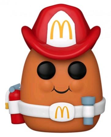McDonald's - Fireman McNugget Pop! Vinyl