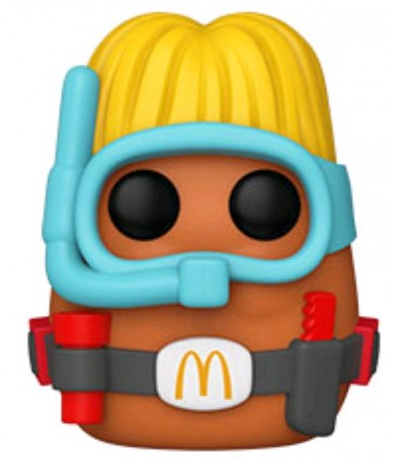 McDonald's - Scuba McNugget US Exclusive Pop! Vinyl