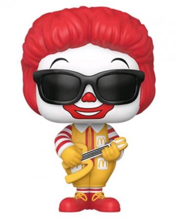 McDonald's - Ronald McDonald Rock Out Pop! Vinyl