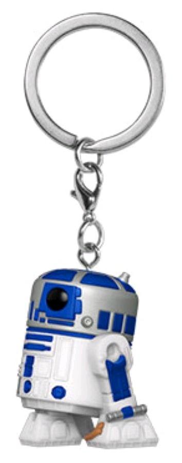 Star Wars - R2-D2 Pocket Pop! Keychain