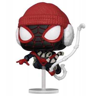 Marvel's Spider-Man: Miles Morales - Winter Suit Pop! Vinyl