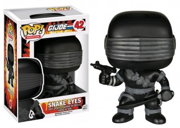 G.I. Joe TV - Snake Eyes Pop! Vinyl Figure